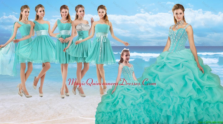 Quinceanera dresses turquoise
