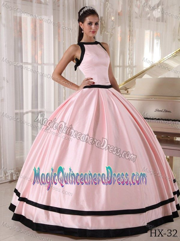 Sale Cinderella Pink Ball Gown Quince Dresses in Palmira Colombia