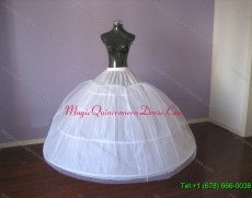 Hot Selling Big Puffy Ball Gown Floor-length Petticoat