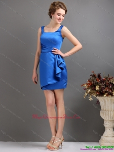 2015 Discount Mini Length Dama Dress with Ruching