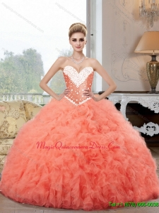 Puffy Quinceanera Gowns | Big Puffy Skirt Quinceanera Dresses ...
