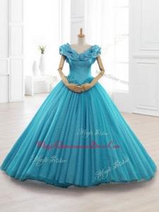 Exquisite Custom Made Quinceanera Dresses with Appliques