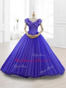 Latest Custom Made Quinceanera Dresses in Purple