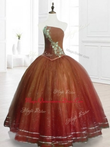 Popular Custom Made Quinceanera Dresses with Beading