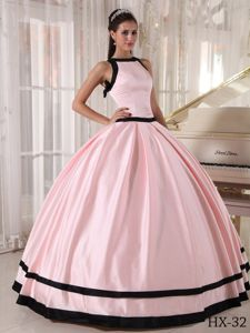 Hot Sale Cinderella Pink Ball Gown Quince Dresses in Palmira Colombia