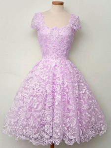 Pretty Straps Sleeveless Lace Damas Dress Lace Lace Up
