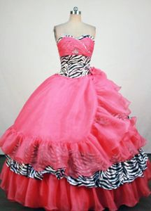 Sweetheart Light Pink Beading Quinceanera Dress in Quillacollo Bolivia