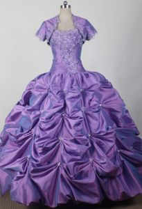 Classical Sweetheart Sweet Sixteen Dresses in Brewton with Appliques and Beadings