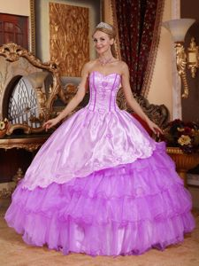 Ruche and Ruffled Layers Decorated Quinceanera Gowns in Lynnwood