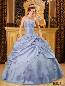 Timeless Ruching and Embroidery Sweet 16 Dresses in Snohomish