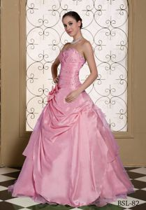 Beaded Taffeta and Organza Quinceanera Gown Dresses in Mejillones Chile