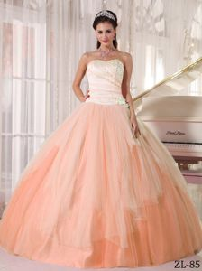 Affordable Sweetheart Tulle Beading Quinceanera Dress in Alzey Germany