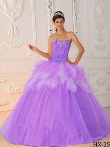 Lavender Princess Sweetheart Beading 15 Dresses in Bunbury WA
